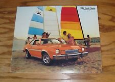 Original 1977 Ford Pinto Sales Brochure 77