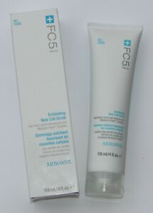 Arbonne FC5 Exfoliating New Cell Scrub 4 oz. Discontinued NEW