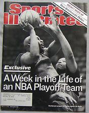 Baron Davis Charlotte Hornets 2001 Sports Illustrated