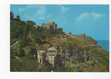 Erice Quartiere Spagnolo e Torretta Pepoli Postcard Italy 560a