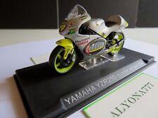 1/24 Ixo YAMAHA YZR250 Olivier Jacque 2000 Moto Bike Motorcycle 1:24 Altaya/ IXO