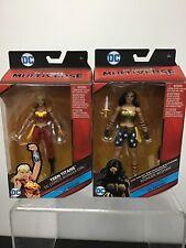 DC Comics Multiverse Wonder Woman Girl Dr. PSYCHO Series BAF Complete Figure Set