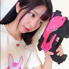Overwatch D.Va Cosplay Gun Cosplay Props Weapon Gun OW Cute Gift Toy Z