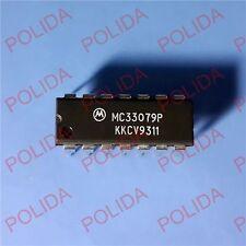 5PCS Low Power OP AMP IC MOTOROLA/ON DIP-14 MC33079P MC33079PG
