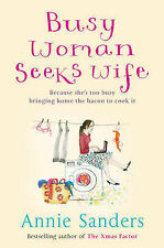 Busy Woman Seeks Wife, 0752873415, New Book