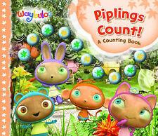 NEW WAYBULOO - PIPLINGS COUNT   a COUNTING BOOK Hardback 9781405251297