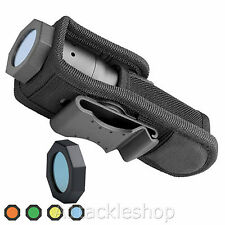 LED Lenser P7 T7 B7 L7 MT7 M7R L7E Holster + Filter Kit