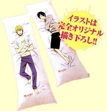 Durarara BIG Pillow Case cover Orihara Izaya shizuo set NFS Prize DRRR!! makura