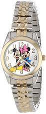 Minnie & Mickey Mouse Ladies Watch Model MCK803 - NIB