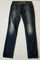 G STAR RAW Blue Distressed 3301 Jeans Size 30