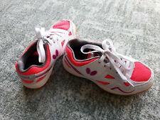 Tischtennis -Schuhe, BUTTERFLY, Gr, 30, weiß/pink,Turnschuhe, Hallenschuhe