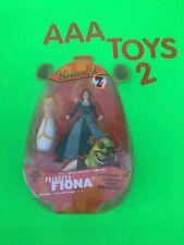 Shrek 2 Princess Fiona with Spin Kick Action Figure McFarlane Toys New