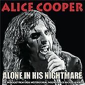 Cooper, Alice : Alone In His Nightmare CD***NEW*** FREE Shipping, Save £s