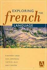 Exploring the French Language (German Texts)-ExLibrary