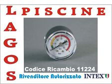 Ricambio INTEX Indicatore di Pressione Manometro Per Pompa a sabbia  cod 11224