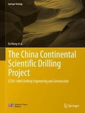 Springer Geology Ser.: The China Continental Scientific Drilling Project :...