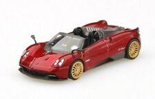 MINI GT MGT00050-R 1/64 PAGANI HUAYRA ROADSTER ROSSO MONZA (RHD)