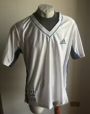 MAGLIA ADIDAS THREE STRIPES SHIRT SHINY TRIKOT GLANZ JERSEY MAILLOT