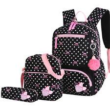 Девочки школьные сумки набор ортопедическая принцесса школьный детей ранец для девочки нарядных юбок