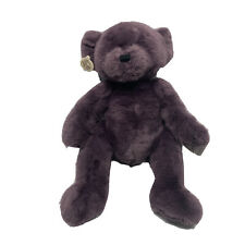 Ganz Heritage Collection Bumble Beary Purple Bear 15 inch H3107L Heritage 1998