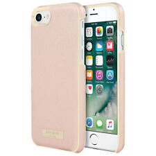 Kate Spade New York Saffiano Hard Shell Case iPhone 7 Rose Gold KSIPH-050-SRG