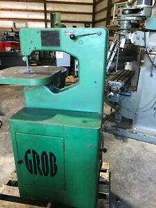Grob FB18 Vertical Band Filer Lapper Filing Machine