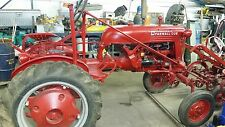 1950 Farmall Cub International Harvester tractor