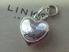 Links of London Love Hearts Traditional Fine Charms & Charm Bracelets