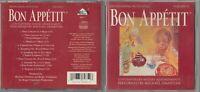 Entertaining With Style, Vol. 2: Bon Appetit (CD, Apr-1993, K-Tel Distribution)