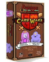 Adventure Time Card Wars - Princess Bubblegum vs Lumpy Space Princess NEW/SEALED