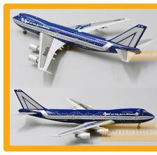 Airplane BigBird Alitalia Boeing 747-200 Baci Dall' Italia 1:400 Jc Wings