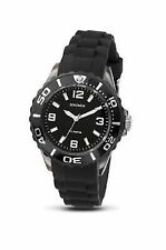 Sekonda Boys Black Silicon Strap Analogue Watch 3390 REDUCED