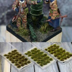 HO Scale Grass Model Train Scenery Sheets Miniature Landscape Material