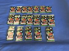 NEW Nascar 1993 MAXX Race Cards 31 Packs. 14 Cards Per Pack. New Sealed Packs