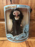 Marilyn Monroe Collector's Series Fur Fantasy 1996 Doll