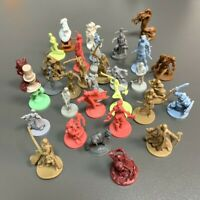 Lot 6pcs D&D Figures Dungeons & Dragons Miniatures Random