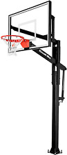 Goalrilla Ft Series In Ground Basketball Hoop adjustible height 7.5 to 10 ft