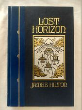 LOST HORIZON BY JAMES HILTON READER'S DIGEST THE WORLD'S BEST READING