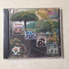 Down Memory Lane Vol 1- BRAND NEW CD