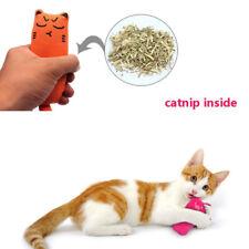 Scratch Crazy Chew Play Soft Catnip Pillow Pet Supplies Cat Toys Kitten Play
