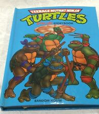 Rare 1990 Teenage Mutant Ninja Turtles Pop Up Book