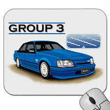 HOLDEN  BROCK VK  GROUP A  'SS'  GROUP 3     BROCK COMMODORE    MOUSE PAD