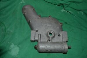 Vintage Royal Enfield timing cover