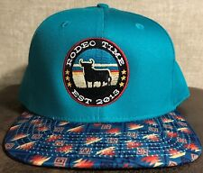 Dale Brisby Rodeo Time New Release Snapback Rodeo Cap ddb2365a74e0