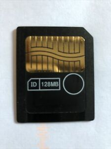 Smartmedia memory card 128MB