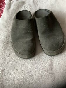 FitFlop Green Clogs Size 7