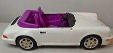 Vintage Barbie Covertible Porsche Carrera 4  Sports Car 1991 Pls Read