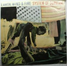 Soul Picture Sleeve 45 Earth, Wind & Fire - System Of Survival (With Narration)