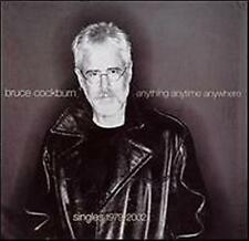 BRUCE COCKBURN Anything Anytime Anywhere: Singles 1979 - 2002 CD NEW