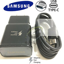 Original Samsung Galaxy Note10 S8 S9 S10 Plus Fast OEM Wall Charger Type-C Cable